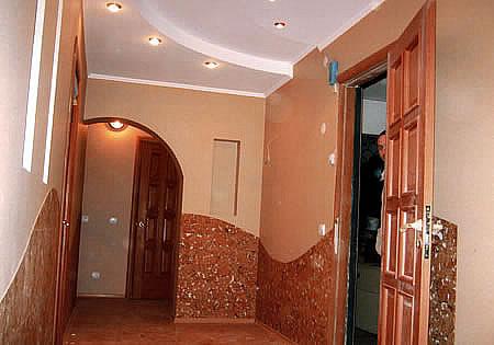 Ремонт коридоров в квартирах своими руками