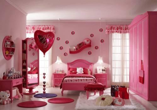 Стильные детские комнаты