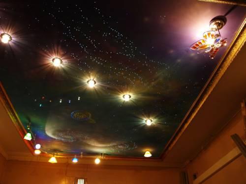 Навесные потолки москва